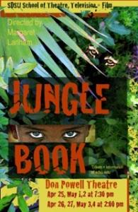 Jungle B Poster