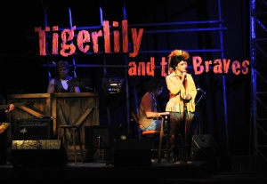 Tigerlily and the Brave Band